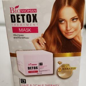 Biowoman Hair And Scalp Treatment Mask